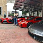 Dino Melaye shows off his cars on instagram