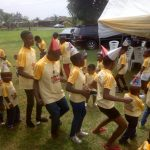 BAN Takes End Of Year Party To The Uwanse Orphanage Home In Calabar
