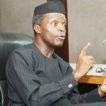 Bishop William Avenya of Gboko Diocese Open Message to Vice President Yemi Osinbajo
