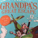 Ethan's Book Review: Grandpa's Great Escape
