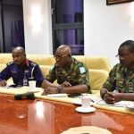 Roughly 5% of The Total Force In Nigeria Sent To River State for Saturday Governorship Election