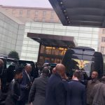 Atiku In Washington To Meet With US Government Officials And Business Committee