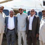 The Historic Visit To Ethiopia-Eritrea Border
