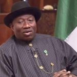 POLITICAL OFFICE NOT FOR PUNISHING PEOPLE ― JONATHAN