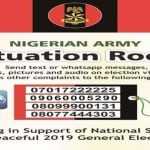 2019 Polls: Is It The Job of The Nigerian Army To Launch Elections Monitoring?