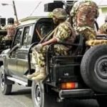 Nigerian Army Destroy the Houses of 50 PDP Supporters in Rivers State