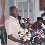 Oshiomhole And Disobedience To Court Order