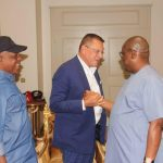 Governorship Election: Governor Wike Meets US And British Diplomats