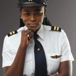 Mrs Sowemimo Becomes First Nigerian Female Pilot to Fly Boeing 787
