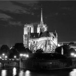 That Notre Dame Cathedral Fire, Should I Talk or Leave Them All to God?