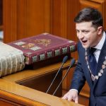 Ukrainian President – Put Your Children's Portraits in Your Office and Not Mine