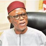 APC Crisis: Oshiomhole Engaging In Anti-party Activities – Oyegun