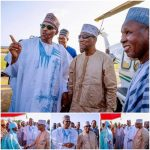 Guinean President in Daura to Celebrate Eid-el-Kabir with Buhari