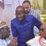 Oshiomhole to Obaseki: Name Those Asking You to Share Edo Money