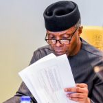 Osinbajo Is Sucking Up to Buhari to Save His Job – Farooq Kperogi