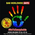 Brodas Across Nigeria (BAN): Our Condemnation of Xenophobia in South Africa