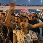 On the March Again…In Egypt, Protesters Declare 'War,' Say el-Sissi Must Step Down