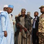 In Katsina, Masari Holds Talks with Armed Bandits