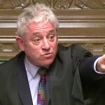 After 10-year Tenure, Bercow to Stand Down as Commons Speaker