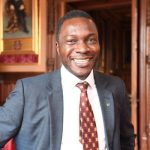 Nigerian-born, Ugbana Oyet, Announced as UK New Serjeant at Arms