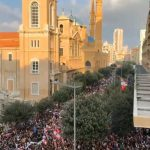 No One is Talking about Treason – Thousands of Lebanese march in Lebanon calling for Revolution