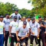 GFHCD CARRY OUT 6KM CHARITY WALK TO RAISE AWARENESS ON EDUCATION