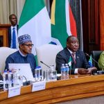 Buhari, Ramaphosa Meet in South Africa, Endeavour to Mend Fences