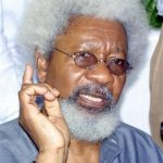 Wole Soyinka: Between Thuggery and State Disobedience