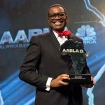 Akinwumi Adesina Named African Man of the Year