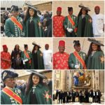 Governor Obiano: Knight Commander of the Pontifical Order of St Gregory the Great