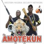 Amotekun: Understanding the huff and puff of fulani herdsmen over a yorubaland vigilante