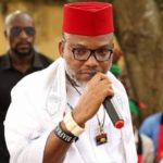 Nnamdi Kanu live broadcast support for Àmòtékùn