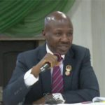 Ibrahim Magu has said he strongly believes corruption is the cause of the deadly coronavirus