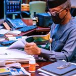 Vice President Osinbajo says his government will seize your wealth if you can't explain it