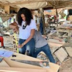 She Wanted To Be A Lawyer But Ended Up A Carpenter