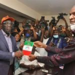 Obaseki Formally Joins PDP to Further His Re-election Bid