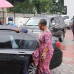 Drama as Wike Rescues Nunieh from House Arrest in Port Harcourt