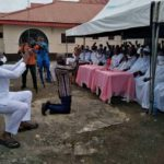 Your Deceitful Act is Legendary, PDP Accuses Oshiomhole over Kneeling Stunt