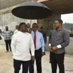 Governor Ben Ayade and His Deputy