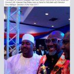 Senator Dino Melaye Bags Senator Of The Year Award