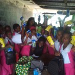 ENDANGERED DAUGHTERS INITIATIVE STORM OMUMA ETCHE COMMUNITY IN RIVERS STATE