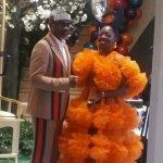 Femi Gbajabiamilla Buys Wife G wagon To Celebrate Her 50th Birthday