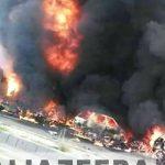 Ashes To Ashes On Otedola Bridge