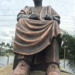 The New Awo Statue By Lagos State, A Spatial Assassination Of Awolowo (Reproduced)