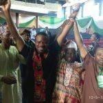 Chris Isiguzo Floors Odusile, Others to Emerge New NUJ President