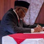 "A ""Technically"" Incompetent Chief Justice of Nigeria -Farooq Kperogi"