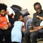 Governor Ifeanyi Okowa Pays Condolence Visit To Family of Slain Aide
