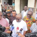 Murder of PDP Agent by F-SARs: Governor Wike To Set Up A Judicial Commission of Inquiry