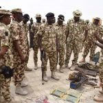 My Plumber and 200 – Nigeria military and 35