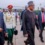 Buhari: Weight Loss Versus Insecurity -Police Chief is Losing Weight and Working Hard to Protect Nigerians